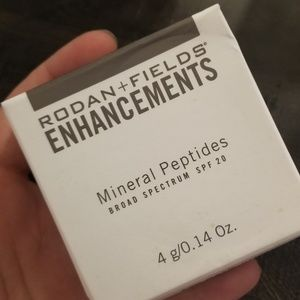 Rodan and Fields medium mineral peptides unopened